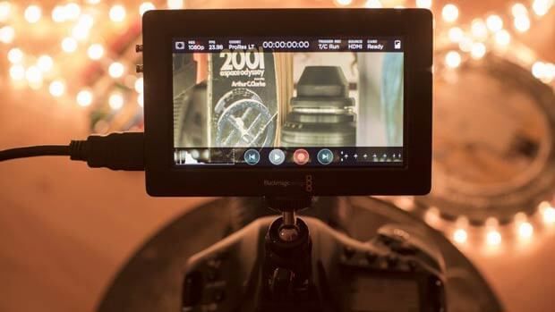EOSHD: Blackmagic Video Assist Review by EOSHD