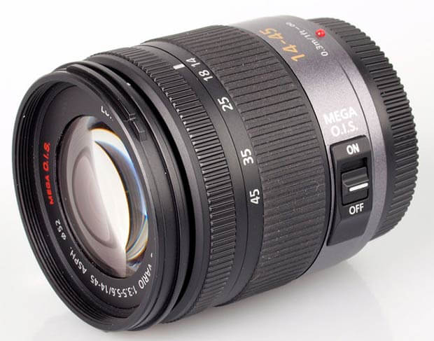 ephotozine: Panasonic Lumix G Vario 14-45mm f/3.5-5.6 Zoom Lens Review by Gary Wolstenholme