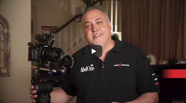 News Shooter: GH5 cage hands on review by Erik Naso