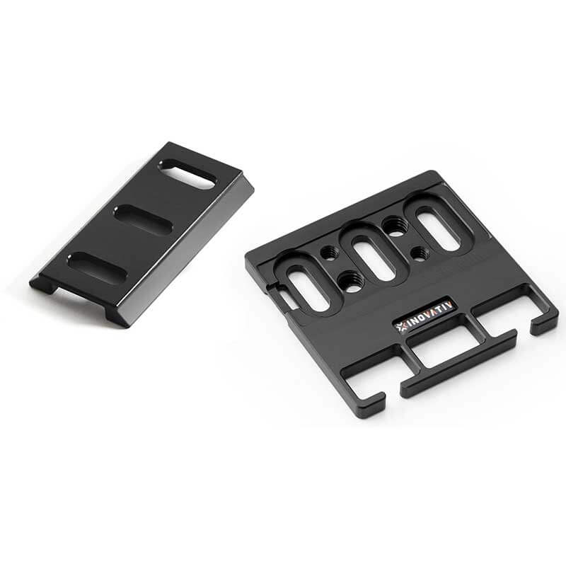 INOVATIV DigiCamera Tether Plate with Arca Swiss Style Quick Release Plate