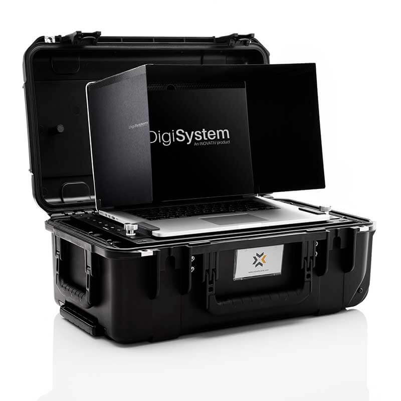 INOVATIV 1535 Pro Ultra Kit with DigiShade Universal 13