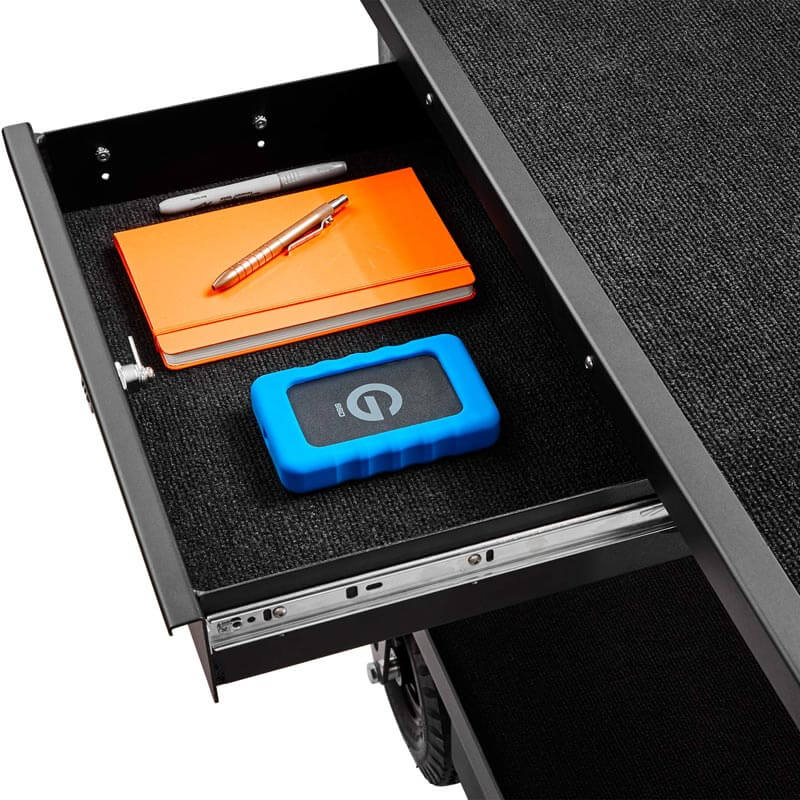 INOVATIV Combo Locking Top Drawer