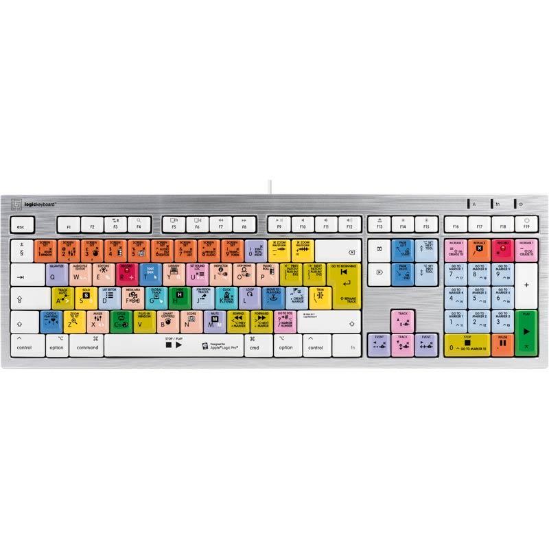 Logickeyboard Logic Pro X - Mac Alba