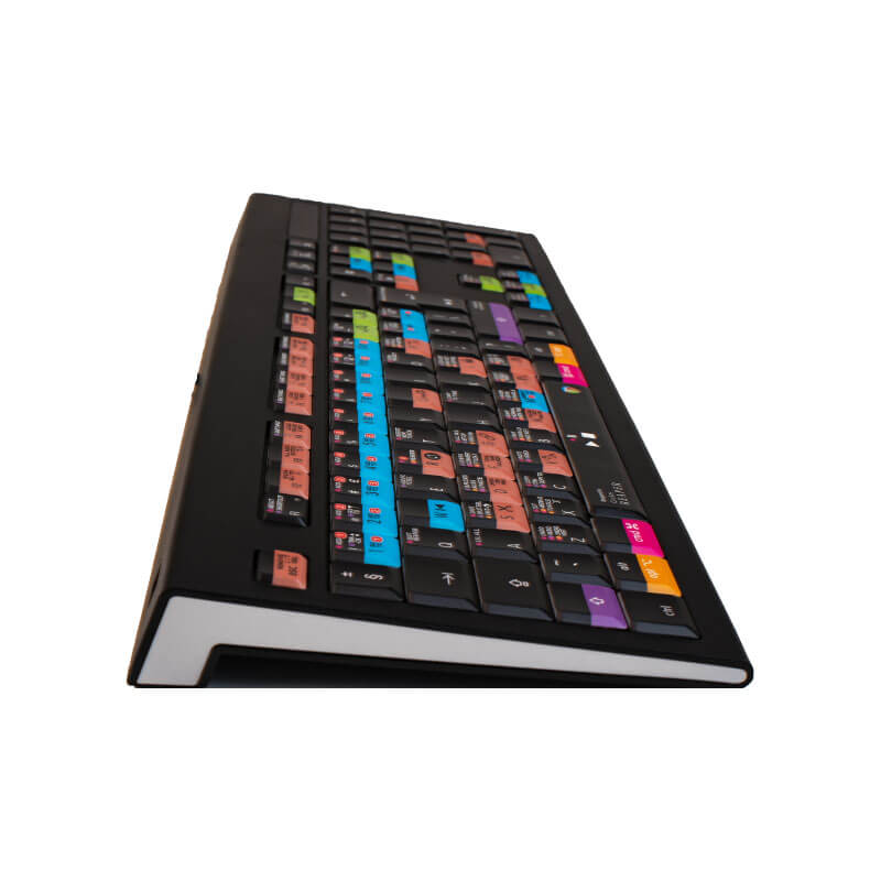 Logickeyboard Reaper - Mac Backlit Astra