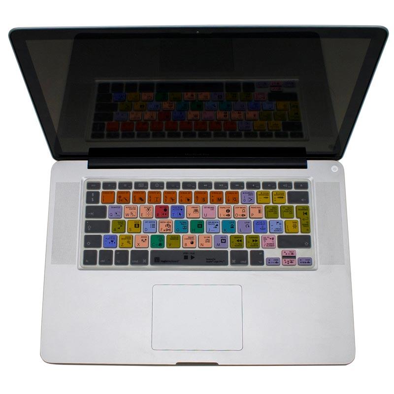 Logickeyboard Logic Pro X MacBook Skin