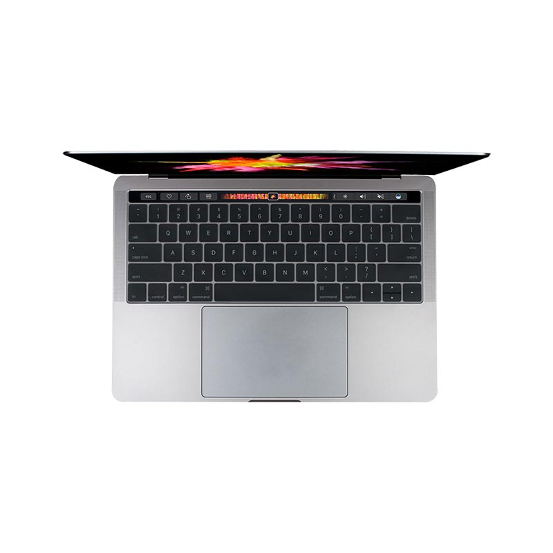 Logickeyboard Clear MacBook Pro Keyboard Skin
