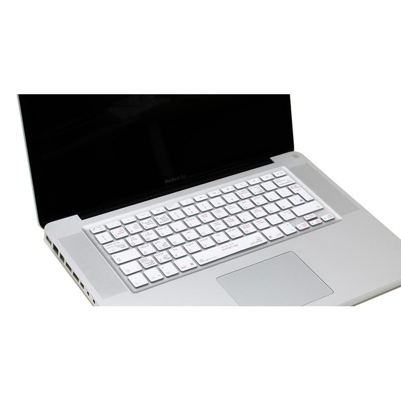 Logickeyboard MacBook OSX Shortcut - Keyboard Cover
