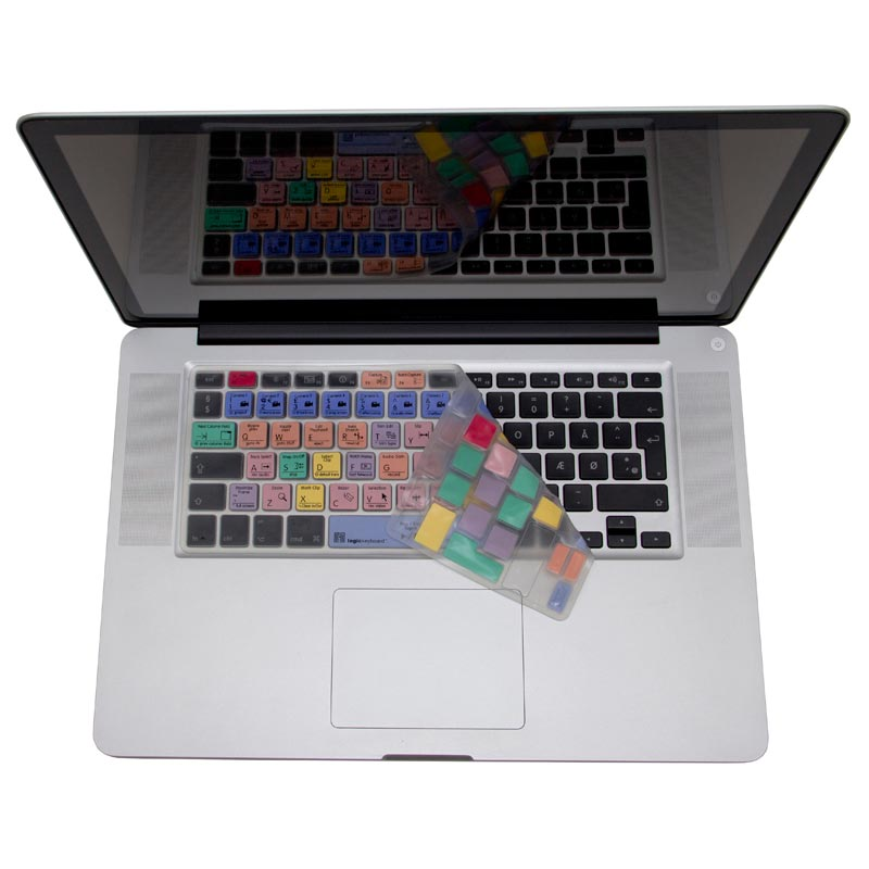 Logickeyboard Premiere Pro CC - Slim Line MacBook Skin