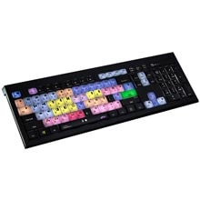 Logickeyboard Media Composer - PC Backlit Astra