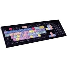 Logickeyboard Premiere Pro CC - Mac Backlit Astra