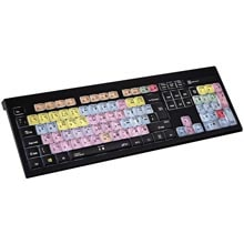 Logickeyboard Pro Tools - PC Backlit Astra