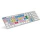 Logickeyboard Media Composer Keyboard - Mac Advance