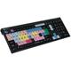 Logickeyboard Media Composer Black Keyboard - PC
