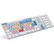 Logickeyboard Media Composer Keyboard - Mac Pro