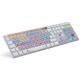 Logickeyboard Pro Tools Keyboard - Mac Advance