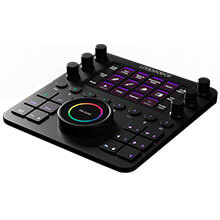 Loupedeck Editing, Grading and Compositing