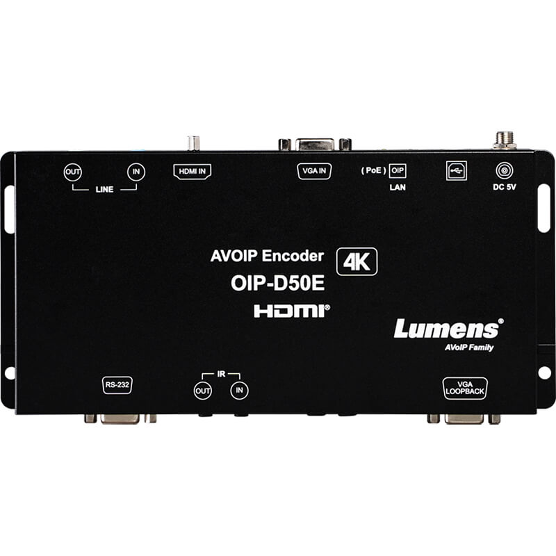 Lumens OIP-D50E