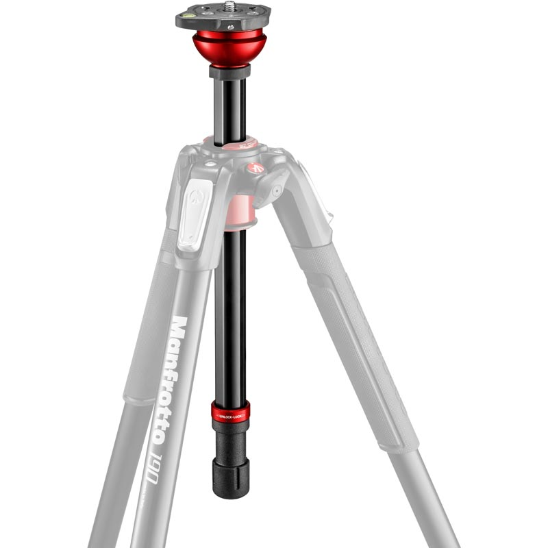 Manfrotto Levelling Center Column for 190 Series