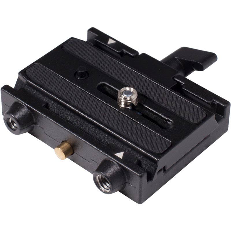 Manfrotto Quick Release Adapter | Sliding Plate