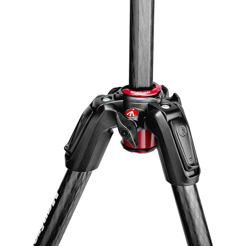 Manfrotto 190go! Carbon Fiber 4 Section Photo Tripod