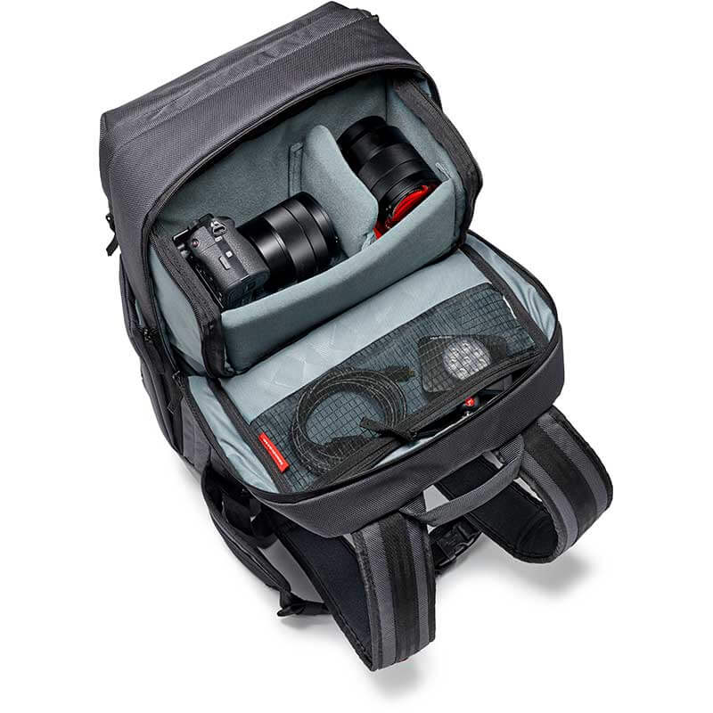 Manfrotto Manhattan Camera Backpack Mover-50 for DSLR/CSC