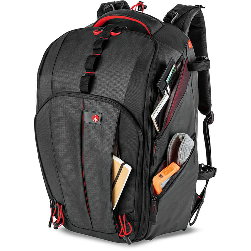 Manfrotto Pro Light Cinematic Camcorder Backpack Balance