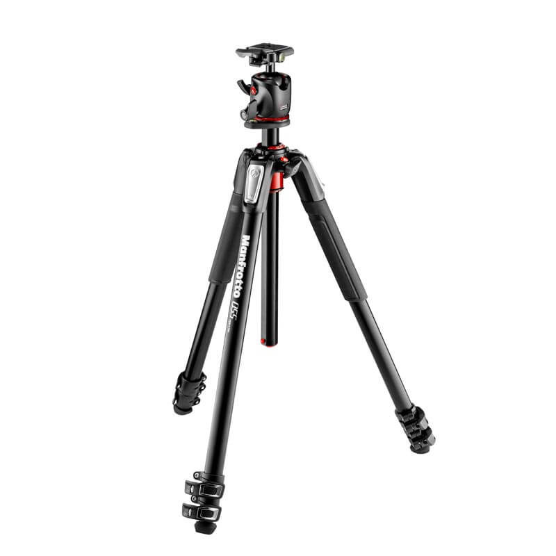 Manfrotto 055 Tripod with XPRO Ball Head Kit