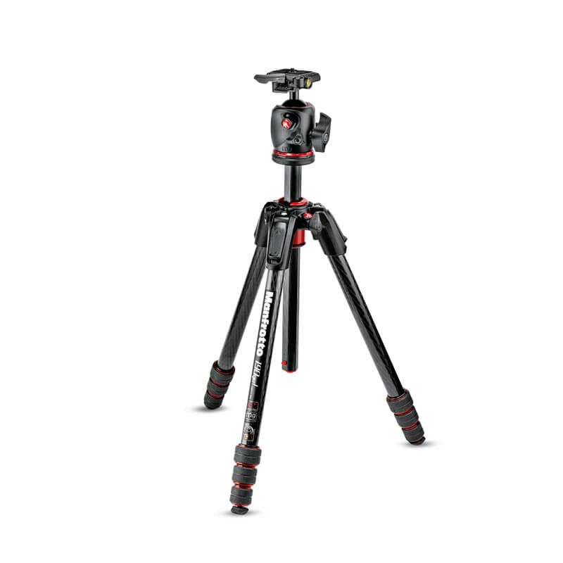 Manfrotto 190 Go! CF 4 SEC MS Kit BHQ2