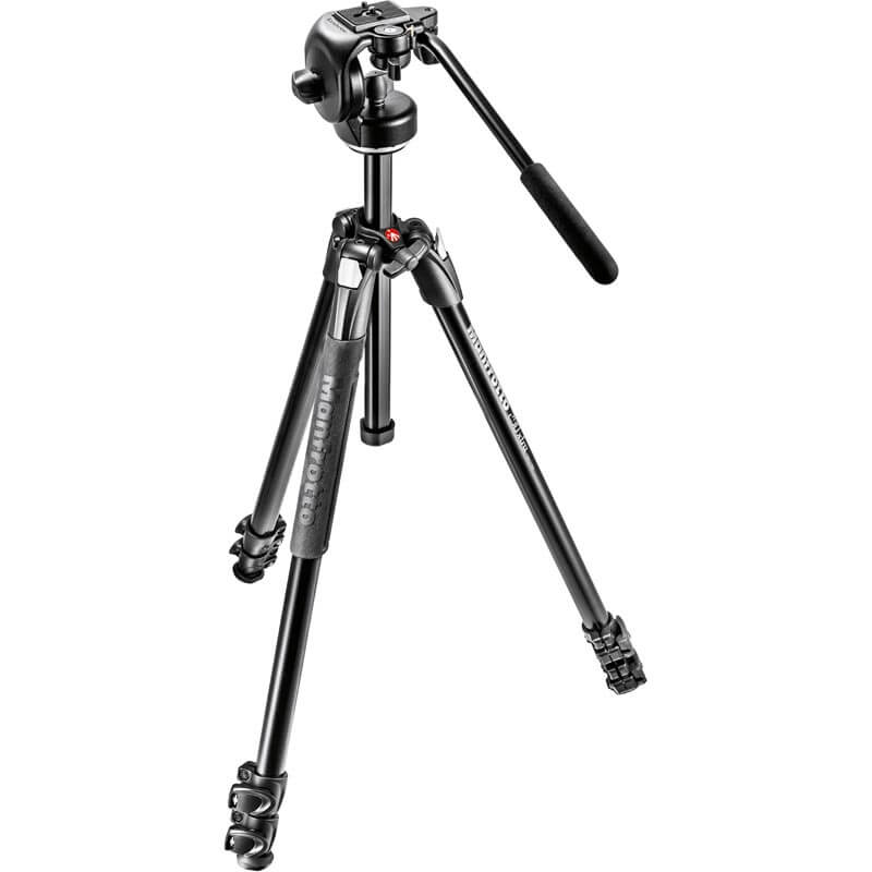 Manfrotto 290 XTRA Kit 2 Way Head