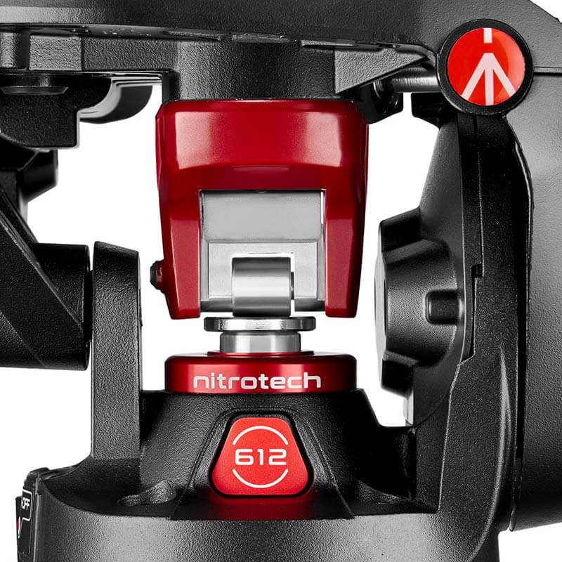 Manfrotto Nitrotech 612
