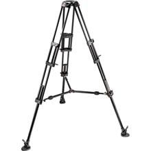 Manfrotto Pro Heavy-Duty Aluminium Video Tripod - Middle