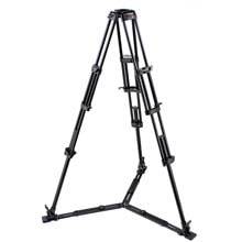 Manfrotto Pro Heavy-Duty Aluminium Video Tripod - Ground