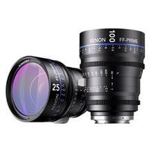 Schneider FF Prime Lenses