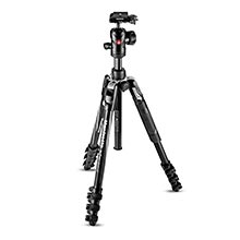 Manfrotto Befree ADV AL LEV BLK Kit BH