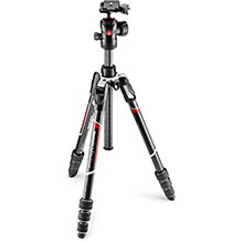 Manfrotto Befree Advanced Carbon Fibre Travel Tripod twist, ball head