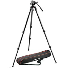 Manfrotto Lightweight Video System - Carbon