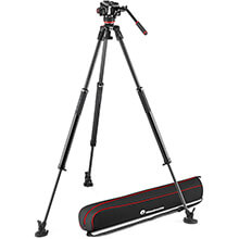 Manfrotto 504X Fluid Video Head | 635 Tripod
