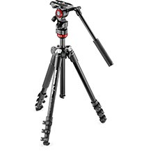 Manfrotto Befree Live Video Head | Befree Tripod System