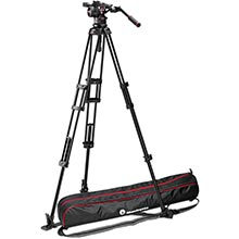 Manfrotto Nitrotech N12 | Twin Leg Tripod - Ground