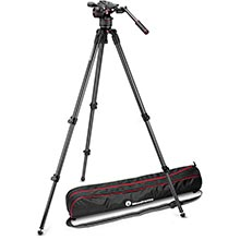 Manfrotto Nitrotech N8 Video Head | 535 Tripod