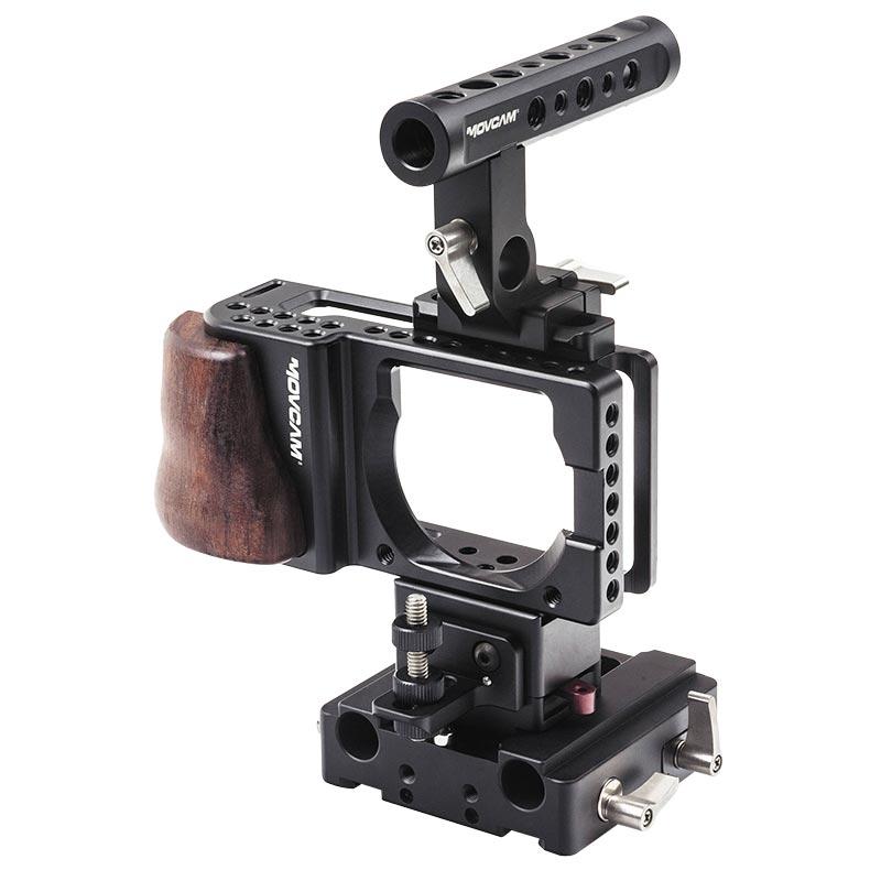 Movcam Pocket Cinema Camera Cage Kit