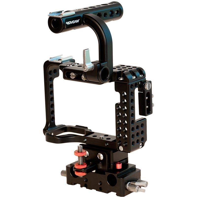 Movcam A7SII A7RII Cage Kit