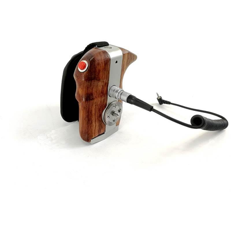 Movcam Universal Wooden Handgrip - Right Side