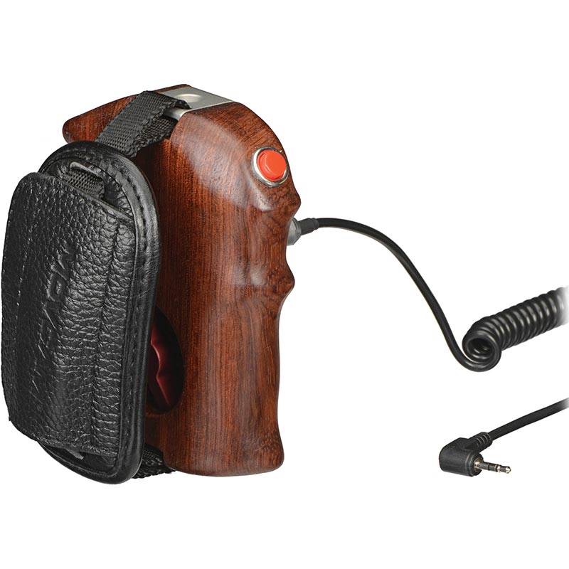 Movcam Universal Wooden Handgrip - Right Side