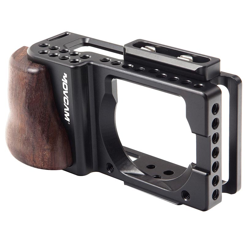 Movcam Body Cage for Pocket Cinema Camera