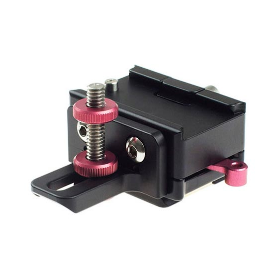 Movcam Riser Block for A7 II | A7R II | A7S II