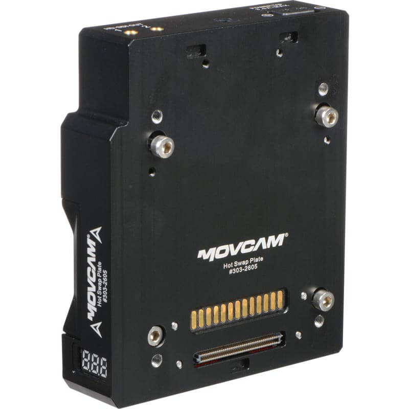 Movcam Hot Swap Plate for Red Weapon / Raven Kit