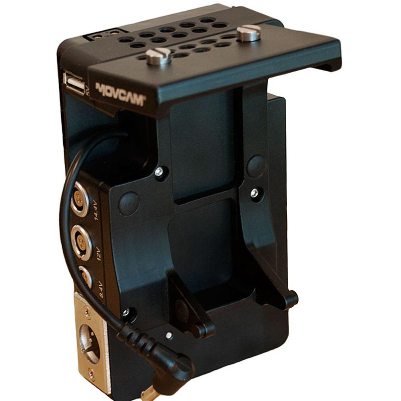 Movcam Gold Mount Distribution Box - FS7