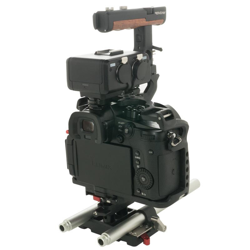 Movcam GH5 Cage Kit