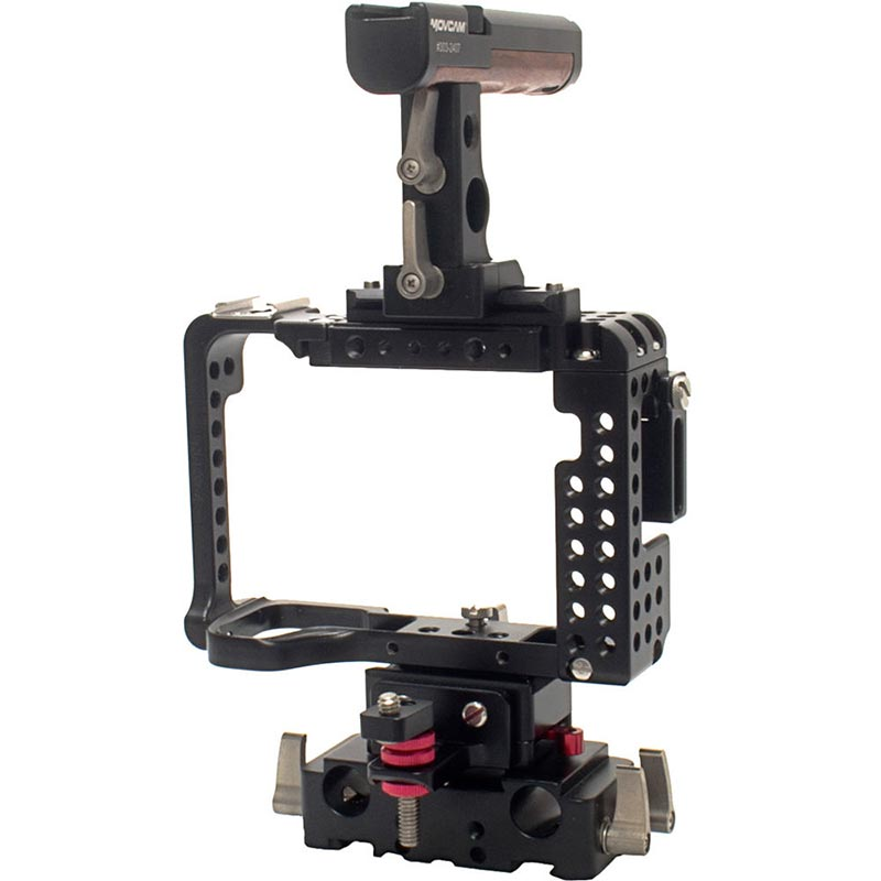 Movcam A7SII A7RII Twist Cage Kit